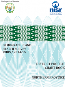 Demographic and Health Survey 2014/2015 - Northern province profile